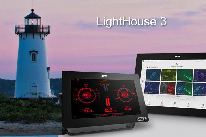 Raymarine LightHouse 3